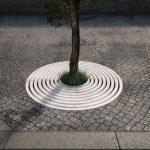 BOERurban straatmeubilair_boomrooster Circle